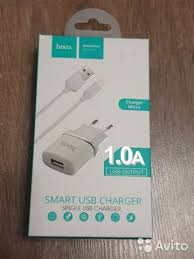 <b>Зарядное устройство</b> micro USB <b>hoco C11</b> 1A купить в ...