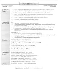 for customer service resume examples  seangarrette cosales resume examples for customer service qualifications profile