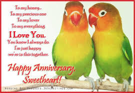 Anniversary Wishes For Husband Messages, Greetings and Wishes ...