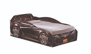 Carbed 20.35.1306.00 <b>Кровать</b>-<b>машина Spyder</b>, черная, сп. м ...