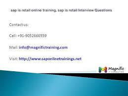 sap is retail online training sap is retail interview questions  sap is retail online training sap is retail interview questions