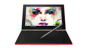 Lenovo's <b>Yoga</b> Book now comes in <b>new</b> red and white <b>colors</b> - The ...