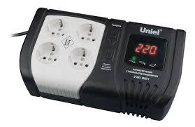 <b>Стабилизаторы напряжения UNIEL</b> – купить стабилизатор ...