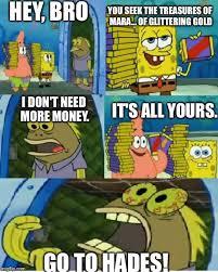 Chocolate Spongebob Latest Memes - Imgflip via Relatably.com
