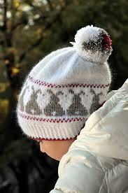 Ravelry: knitforsweet's Snow Bunnies | Шаблоны для вязания ...