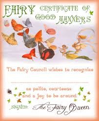 printable dummy fairy certificate i have collected your dummy fairy certificate of good manners