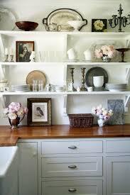 opened white kitchen ideas