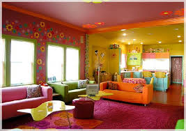 bright colors for living room colorful rooms home interior design ideas minimalist bright colorful home
