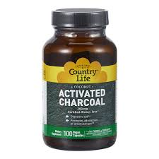 <b>Activated Charcoal</b>, <b>260</b> mg 100 CP Digestive Support | Meijer ...