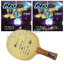 <b>Pro Table Tennis Combo</b> Paddle Racket Palio R57 Blade with 2x ...