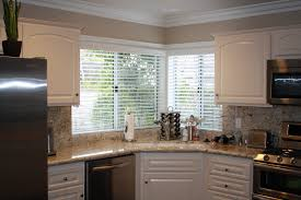 gallery kitchen stained  kitchen captivating picture of in exterior gallery kitchen wood blind