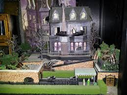 Bates Mansion Addams Family housesAttachment Attachment