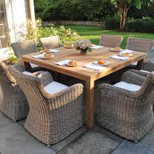 patio sets wicker dining