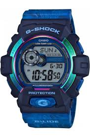 Противоударные наручные <b>часы Casio GLS</b>-<b>8900AR</b>-<b>2E</b> ...