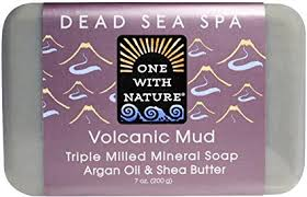 One with Nature, Triple Milled Mineral Soap, Volcanic ... - Amazon.com