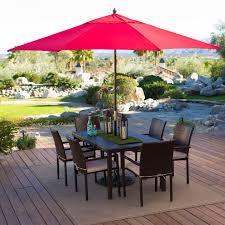 planter patio umbrella stand planters umbrellas