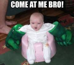 35 Top Cute Funny Baby Pictures With Captions for Facebook ... via Relatably.com