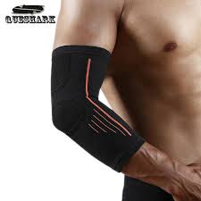 <b>1 Pc Nylon</b> Arm Sleeve Sports Elbow Pads Basketball <b>Football</b> ...