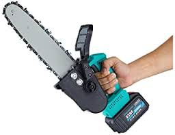 <b>21V Cordless</b> Chainsaw <b>Battery</b> Sharing with <b>Pruner</b> Shear Portable ...