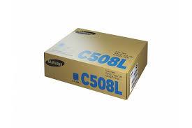 Оригинальный <b>картридж Samsung CLT</b>-<b>C508L</b> Cyan 4K (<b>CLT</b> ...