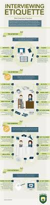 best ideas about interviewing tips interview a guide to good job interview etiquette