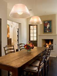 farmhouse dining room tables traditional large saveemail hugh jefferson randolph architects  reviews greenlee kitchen