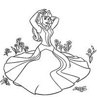 Small Picture 23 Princess Coloring Pages Print Princess Pictures to Color