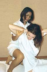 thai massage classes