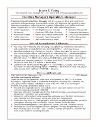 operations manager resume examples job resume samples operations manager resume examples 2017