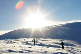Resultado de imagen para sun in the snow