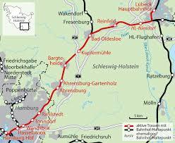 Bahnstrecke Lübeck–Hamburg