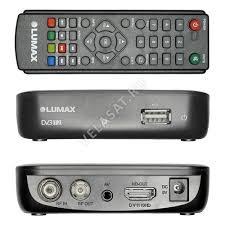 Купить Ресивер <b>LUMAX DV</b>-<b>1110 HD</b> (<b>DVB</b>-<b>T2</b>, Wi-Fi) в интернет ...