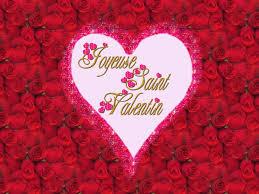 La Saint Valentin!