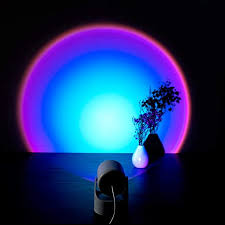 Sunset Lamp, Sunset Light, Rotation Night Light ... - Amazon.com