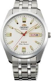 Японские механические наручные <b>часы Orient RA</b>-<b>AB0020S1</b>
