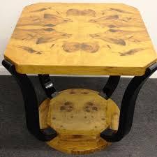 antique art deco style furniture round coffee side occasional table c2 art deco style furniture occasional coffee