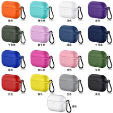 5Pcs Full Protective Case Cover For <b>Airpods</b> Pro Portable <b>Silicone</b> ...