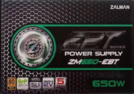 <b>Zalman ZM650</b>-EBT 650W Power Supply – JonnyGURU.com