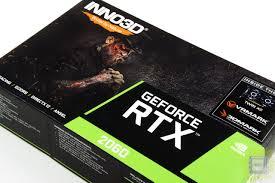Обзор <b>видеокарты Inno3D GeForce RTX</b> 2060 Twin X2 ...