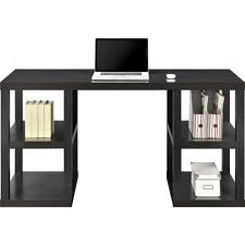 office furniture desk altra stanley black oak deluxe parsons alaska black oak office desk