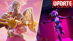 Fortnite Valentines Day Event Update TODAY? When is Patch V.2.5.0 Released, SMG Removed?
