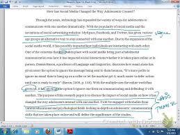 sample essay paragraph  sample essay 2 paragraph 1