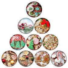 <b>2019</b> Beauty Christmas Biscuits And <b>Candies</b> 12mm/18mm/20mm ...