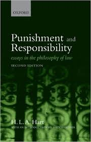 punishment and responsibility  essays in the philosophy of law    punishment and responsibility  essays in the philosophy of law  amazon co uk  h  l  a  hart      books