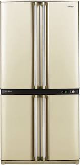 <b>Холодильник</b> многодверный <b>Sharp</b> SJ-F95STBE купить в ...