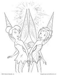 Small Picture Tinkerbell Coloring Pages TinkerBell Coloring Pages Pinterest