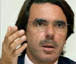 (Jose Maria Aznar Lopez, Madrid, 1953) Spanish politician, prime minister between 1996 and 2004. Law student, graduated in 1975 Aznar, then successfully ... - Jose-Maria-Aznar-5