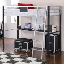 metal bed and desk combo containers on wheels teen bedroom ideas bed and desk combo furniture