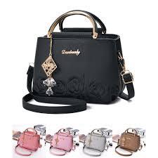 <b>Fashion</b> Women <b>Elegant</b> Handbags Casual <b>Leather Shoulder</b> Bag ...