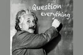 Question Quote Archives ~ A More Beautiful Question by Warren Berger via Relatably.com